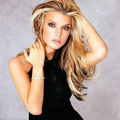 Pleasing Blonde Hairstyles My Hair And Jessica Simpson Hairstyles On Pinterest Short Hairstyles For Black Women Fulllsitofus