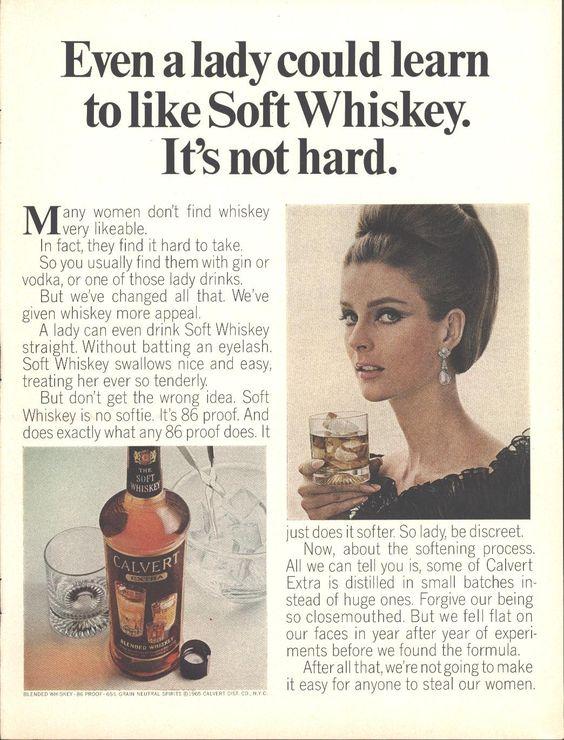 Calvert Whiskey Extra Soft Page LIFE May 21 1965