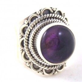Amethist 17,5 mm | Ringen | CATCATCH