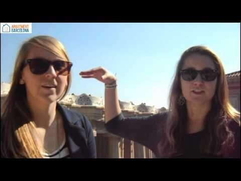 A tour of Parc Güell in Barcelona!