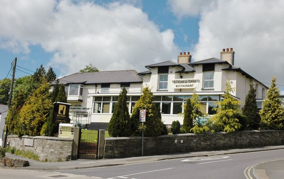 Hotel For Sale in Bodmin, Cornwall. 21 Letting rooms, all en-suite. Spacious public area. Function room 120 covers plus bar. Conference suite. Large 3 bed owner's apartment. Prominent town centre location. Guest car parking. T/O 2014 £458,175. More here: http://www.charlesdarrow.co.uk/businesses/hotels/bodmin/westberry-hotel/797