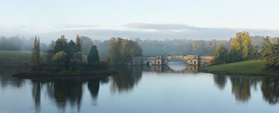 Autumn scenery at Blenheim Palace. www.blenheimpalace.com: