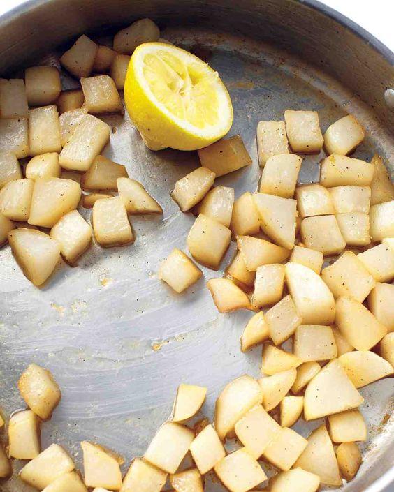Honey-Glazed Turnips