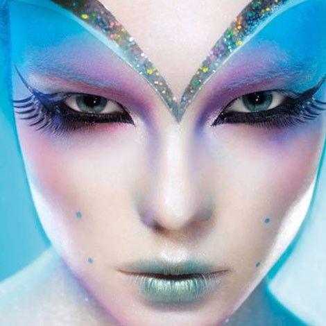 Maquillaje Fantasia, Maquillaje Futurista, Maquillaje Teatral, Maquillaje Beauty, Maquillaje Hallowen, Maquillaje Artistico, Sombra Allá, La Operación,