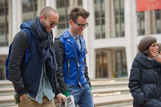 http://www.styleandthecity.com Men fashion blue sand NY