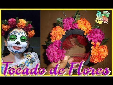 Youtube Como Hacer Coronas Hacer Corona De Flores Como Hacer