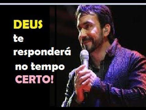 Tenha Fe Deus Te Respondera Na Hora Certa Padre Fabio De Melo