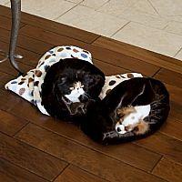 Companion Snuggi Luxe: 40% until Nov 10th Cats and little dogs LOVE THESE.  Super soft chenille fabric in chic colors