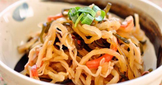 塩昆布だけで旨い☆切干大根の煮物 by さとみわ [クックパッド] 簡単おいしいみんなのレシピが247万品
