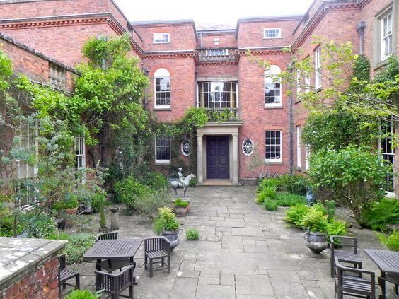 Walcot Hall, Shropshire
