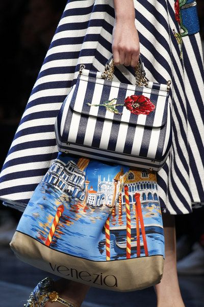Dolce & Gabbana Spring 2016 Ready-to-Wear Collection - Vogue: