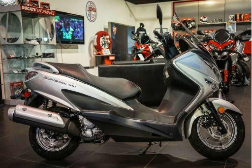 Check out this 2015 Suzuki Burgman 200 ABS listing in Brea, CA 92821 on Cycletrader.com. It is a Scooter Motorcycle and is for sale at $3999.