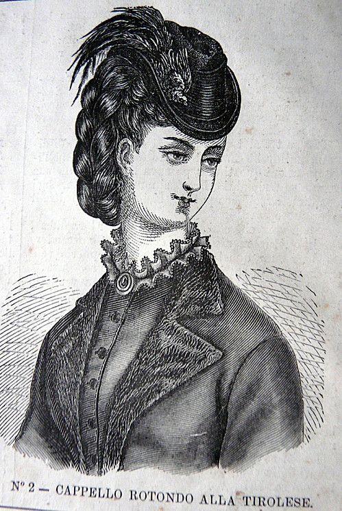 1870's Hat