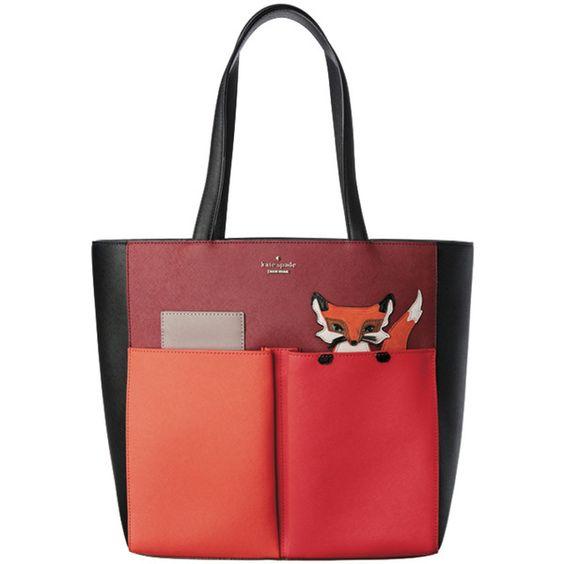 モードで使える、秋色トートバッグ20。 ❤ liked on Polyvore featuring bags