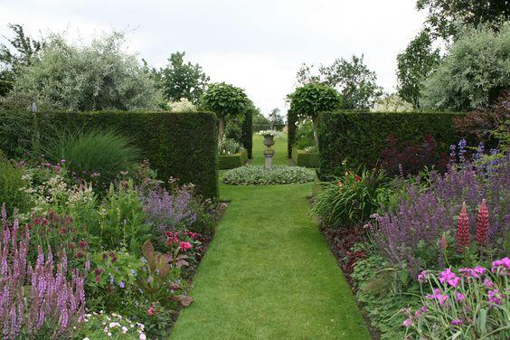 STAUDENBEET   GARTENREISE BELGIEN   ZONHOVEN Garten Pinterest - garten neu gestalten vorher nachher