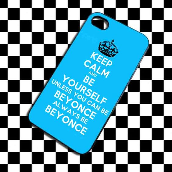 Keep Calm and Be Your Self for iPhone 4/4s/5/5s/5c, Samsung Galaxy s3/s4 case