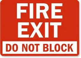 Evacuation Plan Of Factory Fire Door  Bing Images  Safety  Inc