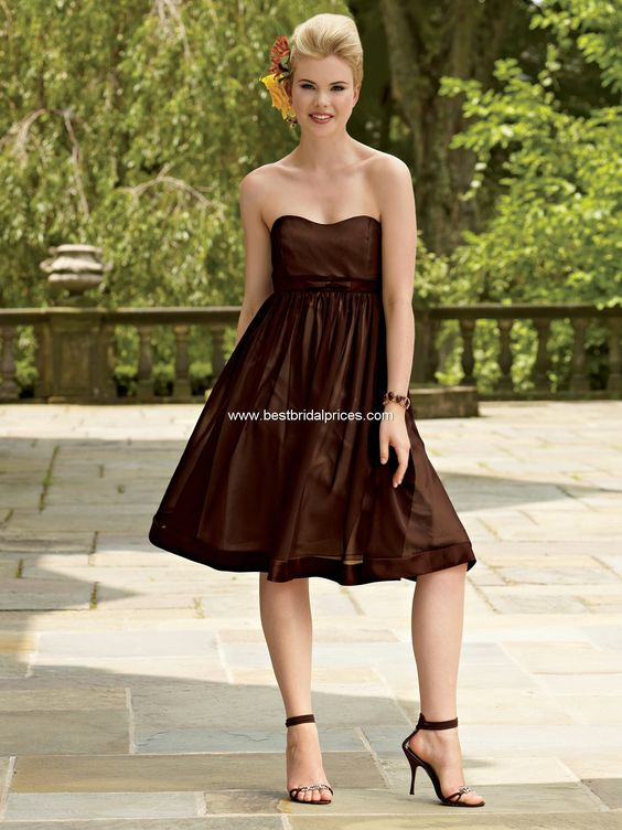Lady Groomsmen Dress 3