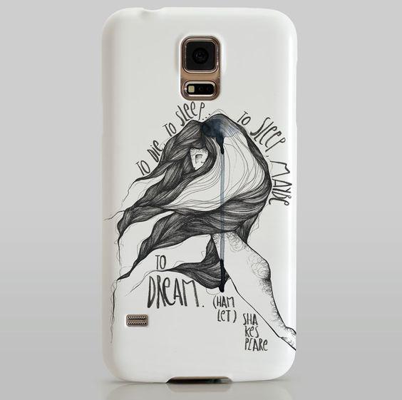 HAMLET Smartphone Case IPhone 5/5S Marina Guiu