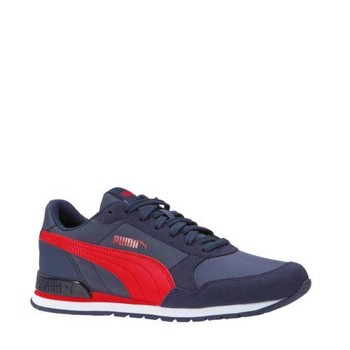 Puma ST Runner V2 NL Jr sneakers blauw - Blauw en Meisjes ...