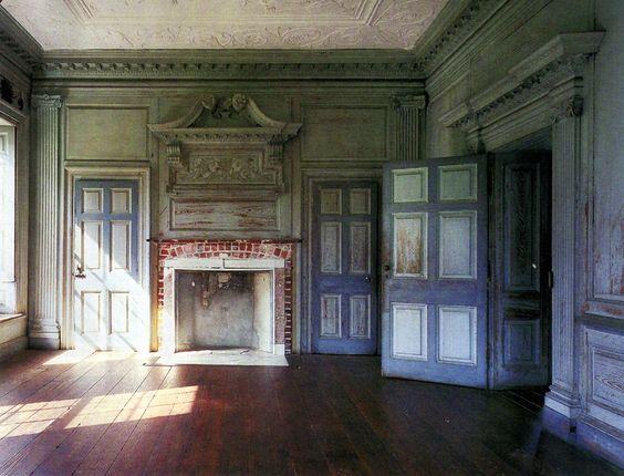 / / . Drayton Hall, Charleston, South Carolina, 1742