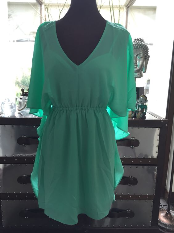 Vestido disponible en S, M y L