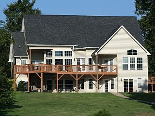 Lake+Living-8+Bedroom/4+Bath+++Vacation Rental in North Carolina from @homeaway! #vacation #rental #travel #homeaway