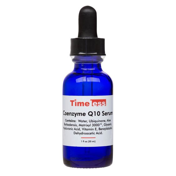 Timeless Coenzyme Q10 Serum w/ Hyaluronic Acid 1 oz เซรั่มตัวนี้ช่วยเรื่องริ้วรอย ตีนกา แผลเป็น จุดด่างดำ ความชุมชื่น หน้านุ่ม เรียบเนียน ราคาไม่แพง แต่คุณภาพคับจอ