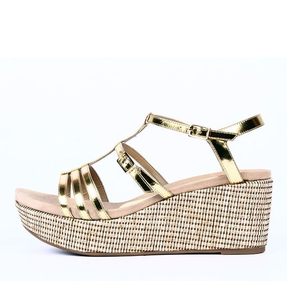 40 Casual  Wedges Platform Sandals For You This Spring Summer shoes womenshoes footwear shoestrends