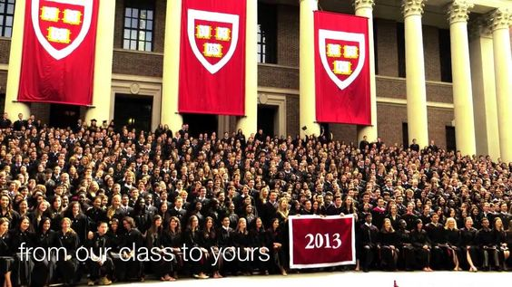 To the Harvard Class of 2017
