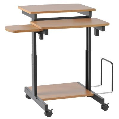 Shop Staples® for Buddy Products Capri Compact PC Workstation; Beech and Black. Enjoy everyday low prices and get everything you need for a home office or business. Get free shipping on orders of $49.99 or greater. Enjoy up to 5% back when you be