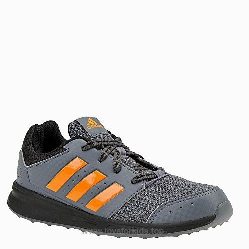 adidas Performance Boys' Lk Sport 2 K Running Shoe, Black/Onix/Unity