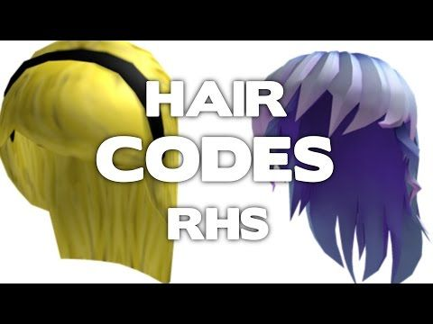 Rhs Code Show Roblox Outfits For Girls 7 Youtube Roblox