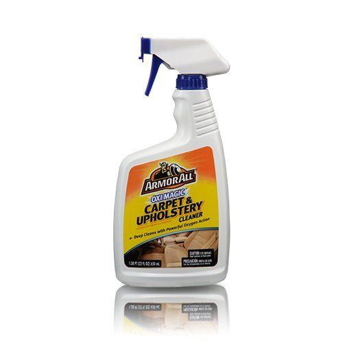 Armor All Oxi Magic Carpet Upholstery Cleaner 22 Fl Oz Upholstery Cleaner Clean Car Seats Stains Carpet And Upholstery Cleaner