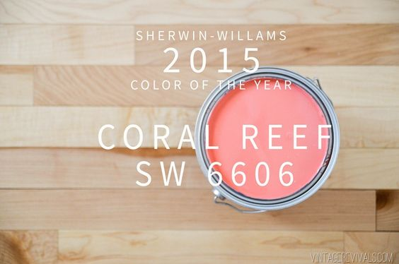 Sherwin-Williams 2015 Color of The Year Is…:
