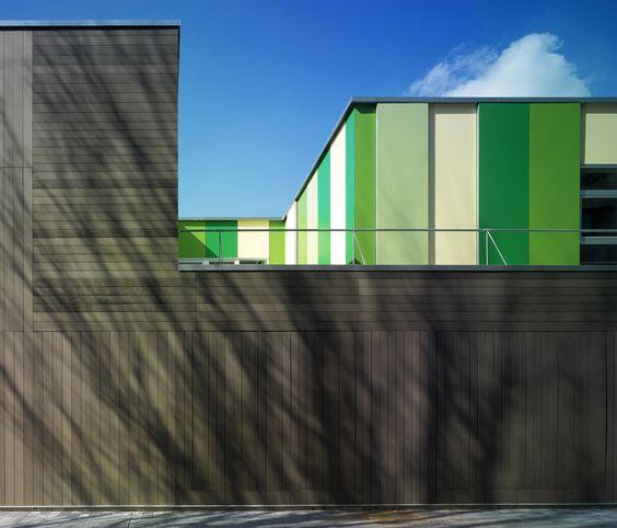 Ampliação da Escola de Educação Especial Frei Pedro Ponce De Leon/ A3gm Arquitectos © Jesús Granada