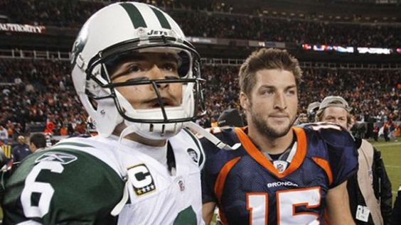 Move over Sanchez, there is a new kid in town!!  Good luck Tebow!