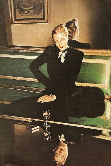 Louise Dahl Wolfe by timinoc, via Flickr