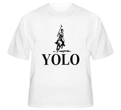 YOLO Polo T Shirt | eBay