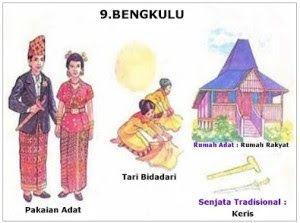 34 Provinsi Rumah Adat Pakaian Tarian Tradisional Senjata Tradisional Lagu Bahasa Suku Julukan Di Indonesia Gambar Tarian Pakaian Tari Kartun