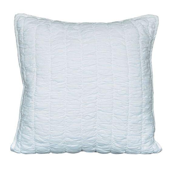 Always Home Kayla 18'' x 18'' Throw Pillow, Natural
