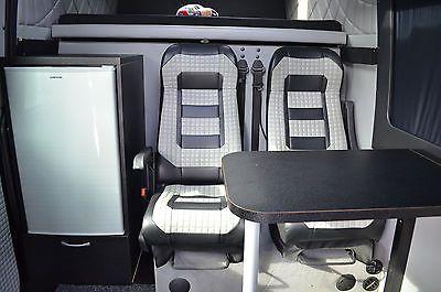 Mercedes-Benz Sprinter Wohnmobil Exclusiv Tourbus KTM as Van in Werlte