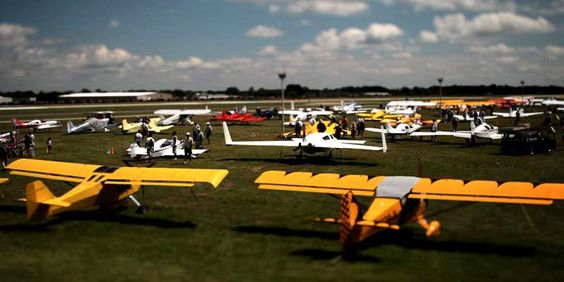 Only in Wisconsin: The World's Greatest Aviation Celebration