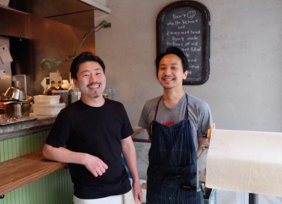 丁寧な手仕事のモーニングとハイセンスなネオガストロノミーミシュラン二ツ星レストラン出身のシェフパティシエが営む富ヶ谷のパリ流レストランPATHに注目