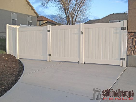 Stonehenge Fence proudly produces the highest quality, strongest gates and gating hardware in the industry. They will stand the test of time!