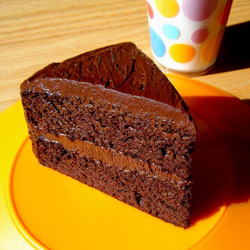 Healthy Chocolate Cake (Love all the options!!)   1-15 oz can unseasoned black beans OR 1 1/2 c cooked beans-any color   5 large eggs   1 T pure vanilla extract   1/2 t sea salt   6 T unsalted organic butter OR unrefined coconut oil   3/4 c erythritol + 1/2 t pure stevia extract OR 1/2 c honey + 1 t pure stevia extract OR 1 1/4 c Splenda (using Splenda is not recommended)   6 T unsweetened cocoa powder   1 t aluminum-free baking powder   1/2 t baking soda   1 T water (omit if using honey)