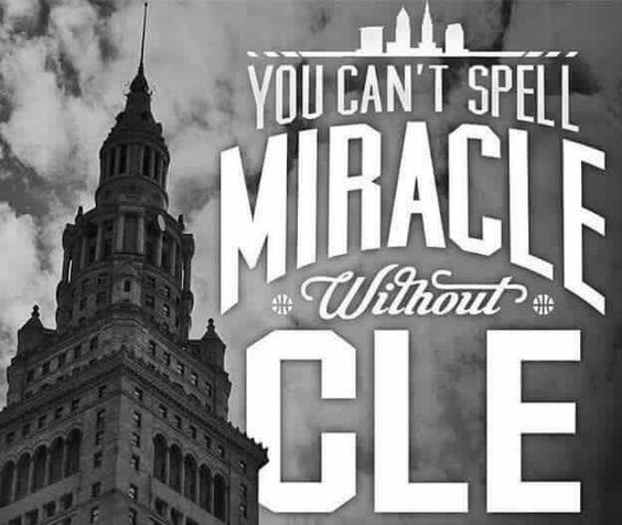 CLE! Yeah Cavs!!!