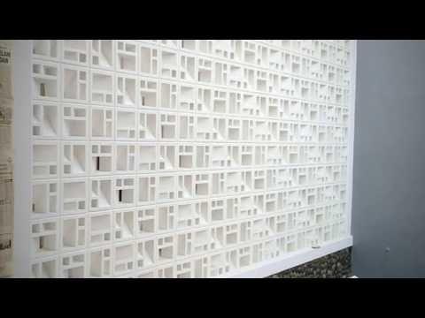 Concrete Ventilation Block Singapore Whatsapp 6013 5888 170 Omagence Breeze Blocks Youtube Breeze Blocks Concrete Blocks Wall Design