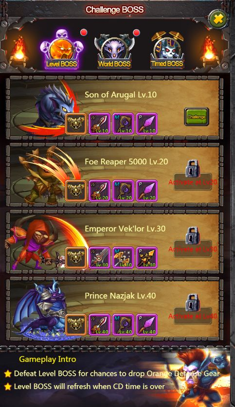 glorious saga RPG