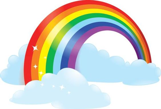 Image result for RAINBOW BRIDGE BIRTHDAY CLIPART:
